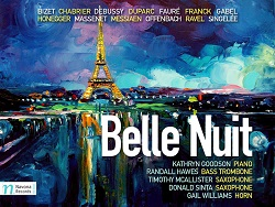 Belle Nuit on Navona Records